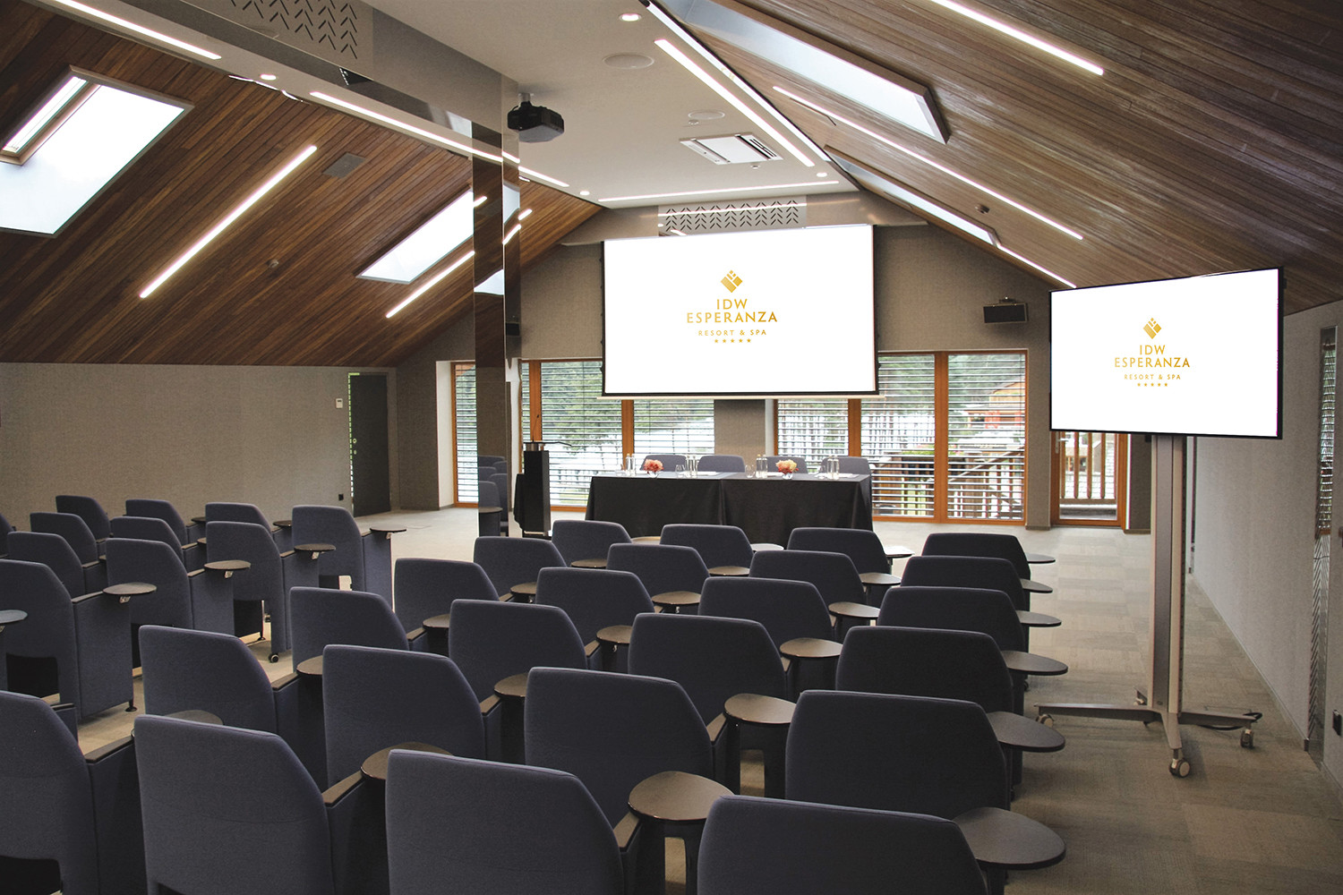 Main conference hall-1